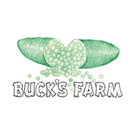 Buck's Farm Logo
